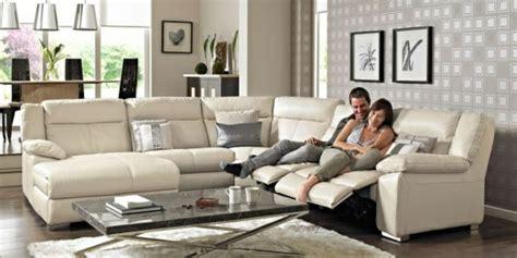 canape d angle confortable le canapé d 39 angle en cuir 60 idées d 39 aménagement