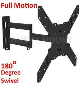 Bracket Tv Led Lcd 32 55 Inch motion tv wall mount swivel bracket 32 42 46 50 55
