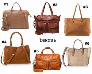 Sac A Main Pour Cours : rentr e 6 grands sacs pour le lyc e de couleur marron camel ou beige taaora blog mode ~ Melissatoandfro.com Idées de Décoration