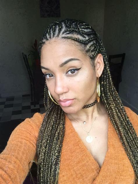 alicia keys braided hairstyles alicia keys inspired look cornrows braids natural hair