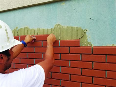 newbrick modernizes  age  building material