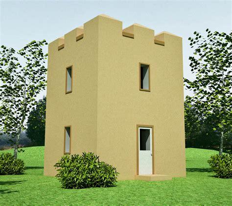 earthbag tower earthbag house plans