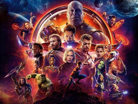 Avengers: Infinity War (2018) 8K UltraHD 4:3 7680×5760