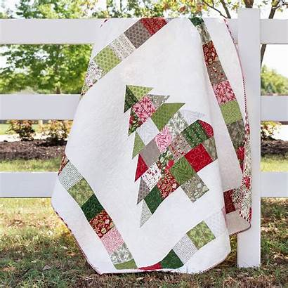 Quilt Christmas Patterns Pattern Charming Charm Pack