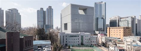 David Chipperfield Architects Completes Amorepacific Headquarters In Seoul