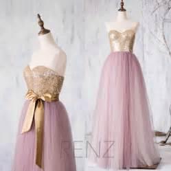 gold bridesmaid 2016 light purple mesh bridesmaid dress wedding dress sweetheart light gold sequin