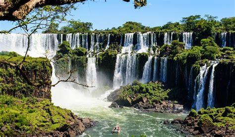 The Most Beautiful Waterfalls World Worldatlas