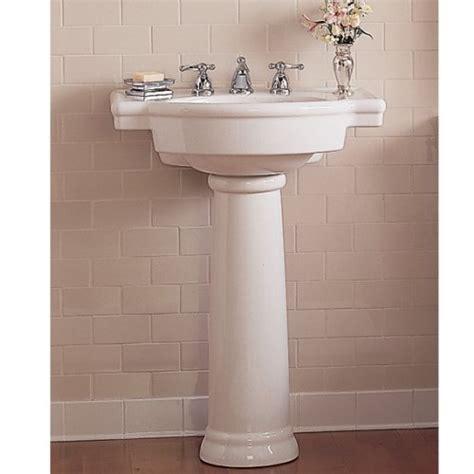 american standard retrospect sink american standard 0282 800 020 retrospect pedestal