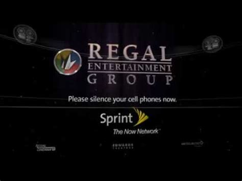 Regal Entertainment Group Cell Phone Policy - YouTube