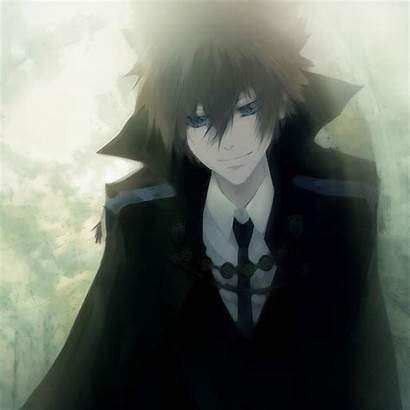 Anime Boy Guy Cool Mysterious Wallpapers Dark