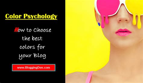 Color Psychology Choose Best Color Combinations For Your