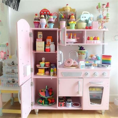 kidkraft retro kitchen pink vintage kitchen kidkraft toys buy at
