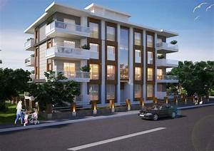 Ö.H.K Residential Building Facade Design