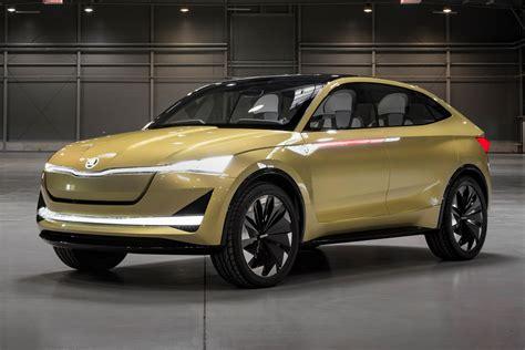 Wallpaper Skoda Vision E, Electric Car, Hd, Cars & Bikes