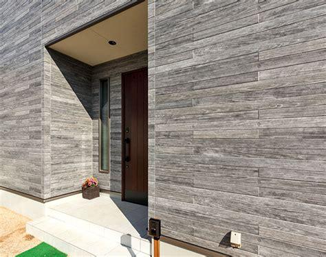 ceraclad faux wood fiber cement facades modern materials