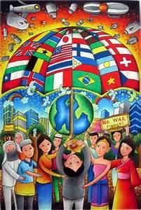 17 Best images about UN Art for Peace Contest on Pinterest ...