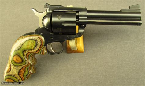 Ruger .41 Magnum New Model Blackhawk Revolver