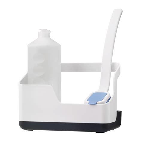 white kitchen sink caddy sink caddy storage white bj 248 rn bj 248 rn rig tig by