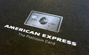 American Express Platinum Charge Card