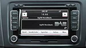 Autoradio Volkswagen Rcd 510 : erstkontakt vw rns 510 radio mit dab und radiotext ~ Kayakingforconservation.com Haus und Dekorationen