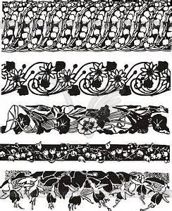 Jugendstil Florale Ornamente : florale ornamente im jugendstil vektorgrafik design ~ Orissabook.com Haus und Dekorationen