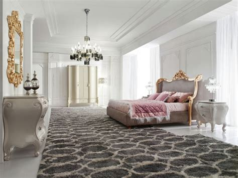belles chambres à coucher chambre style baroque luxueuse et pleine de caractère