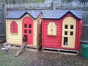 Cabane Pour Poule : avoir des poules dans son jardin ~ Premium-room.com Idées de Décoration