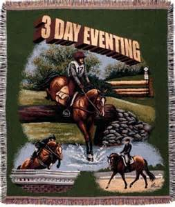 Three-Day Eventing Horse