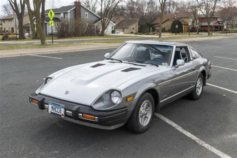280zx Datsun by 23k Mile 1980 Datsun 280zx For Sale On Bat Auctions Sold