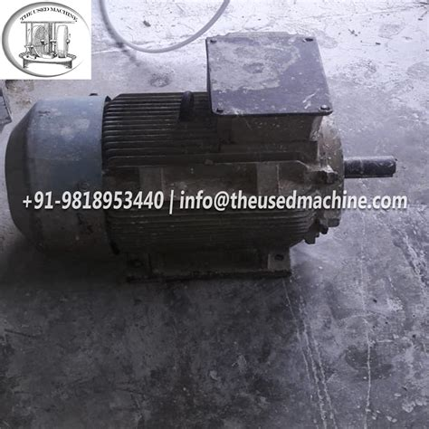 Second Electric Motors by Second Siemens Electric Motor For Sale Used Siemens