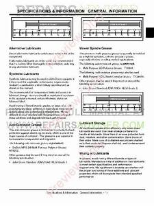 Download John Deere Tractor X495 X595 Repair Manual Pdf