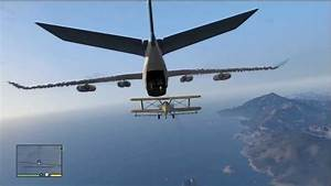 GTA 5 - Stealing a Cargo Plane - YouTube
