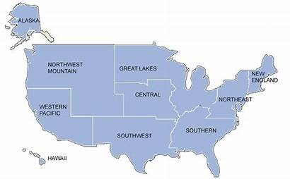 Map Regions Region Aviation Fuel Prices Faa