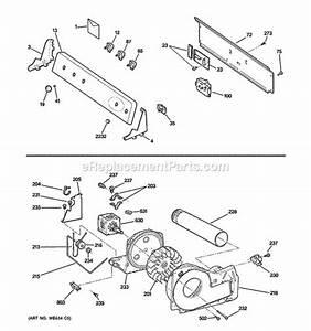 Ge Gtdp490ed2ws Parts   Ereplacementparts Com