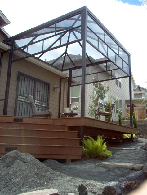 Glass Porch Roof by Glass Roof Specifications And Photo Gallery