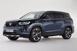 Dacia Duster 2018 Boite Automatique : dacia grand duster el nuevo duster de 7 plazas llegar en el 2018 ~ Gottalentnigeria.com Avis de Voitures