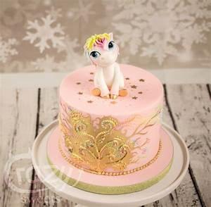 Einhorn Torte Anleitung Unicorn Cake Tutorial