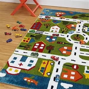 Tapis Enfant Route : nouveaux tapis pour enfants joseph lebon blog ~ Teatrodelosmanantiales.com Idées de Décoration