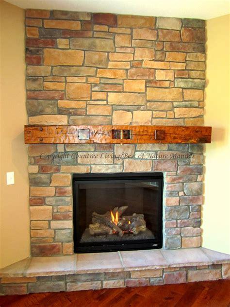 ideas    update  accessorize  corner fireplace