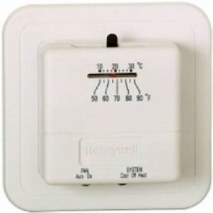 6  Honeywell Ct31a1003  E1 Economy Mercury Free Manual