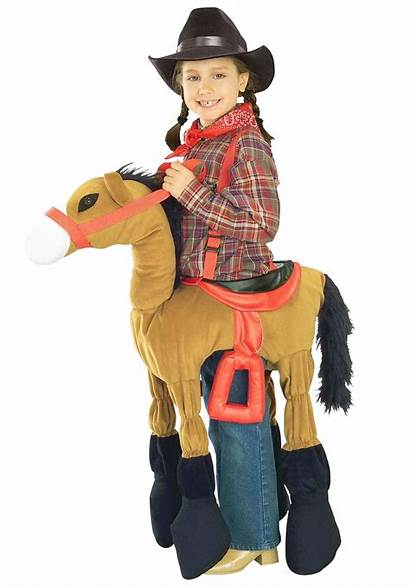 Costume Horse Brown Child Cowboy Costumes Halloweencostumes