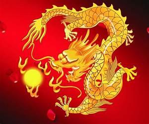 Red Oriental Wallpaper - WallpaperSafari