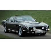 Aston Martin V8 Vantage Volante  James Bond Wiki FANDOM