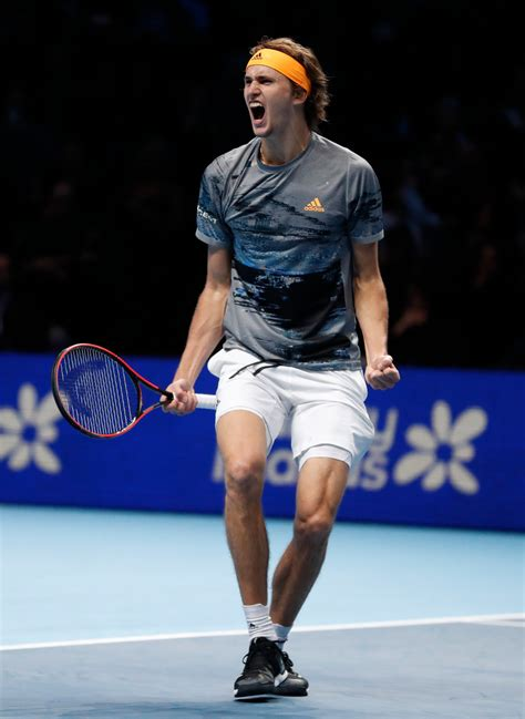 Alexander zverev is a german professional tennis player. Zverev eliminates Nadal from ATP Finals with victory ...