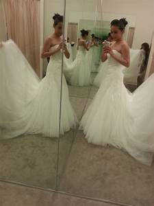 tulle bustle problemhelp weddingbee With bustle tulle wedding dress
