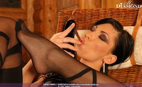 mya diamond black lingerie porn clips comments 3