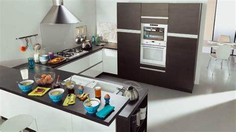 cuisine design en u une cuisine en u c est pratique