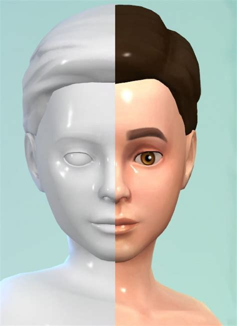 mod  sims realistic mannequins  horresco sims