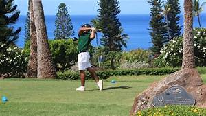 Men's Golf Finishes In 18th Place At Ka'anapali Classic ...