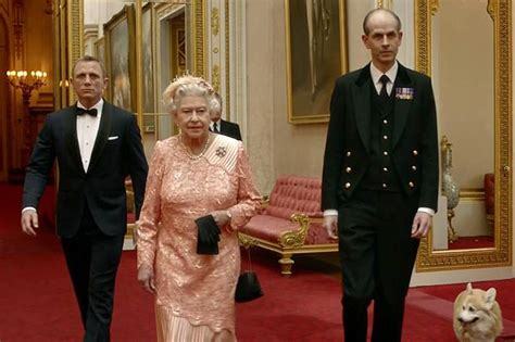 queen  james bond cameo  bit   laugh